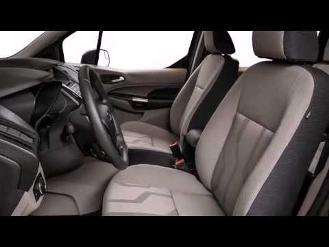 2014 Ford Transit Connect Video