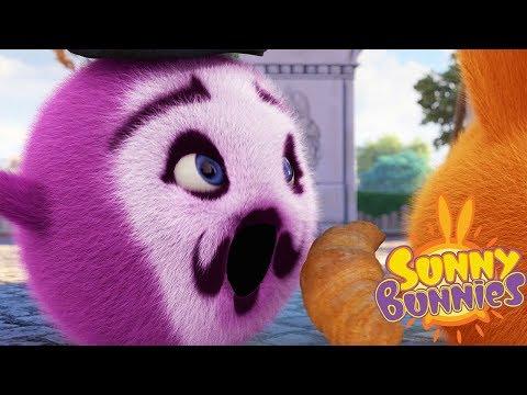 Cartoons for Children | SUNNY BUNNIES - THE CROISSANT | Funny Cartoons For Children