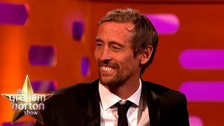 Peter Crouch's 'Incident' With Prince Harry | The Graham Norton Show