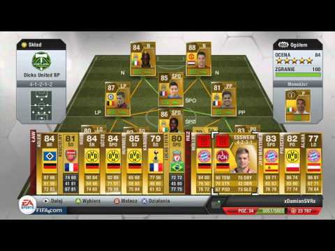 FIFA 13 Ultimate Team #109 Debiut Gervinho