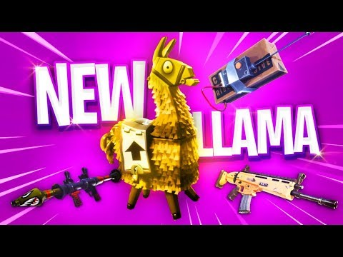 better than chest! *new llamas* fortnite: battle royale