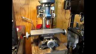 Milling with a Drill Press