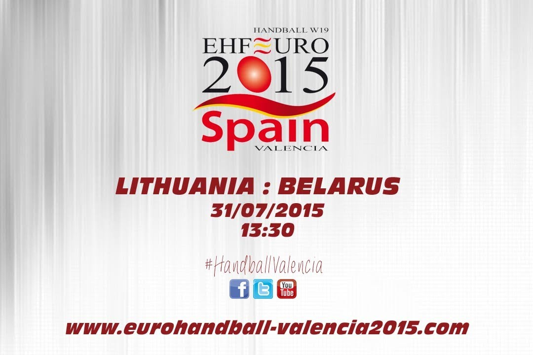 13:30 CAB- LITHUANIA - BELARUS (13/16)