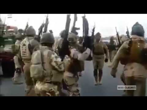 Iraqi Security Forces Fighting Militants In Falluja And Ramadi, Anbar Province