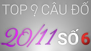 Top 9 Câu Đố   Ngày nhà giáo Việt Nam 20/11 #6