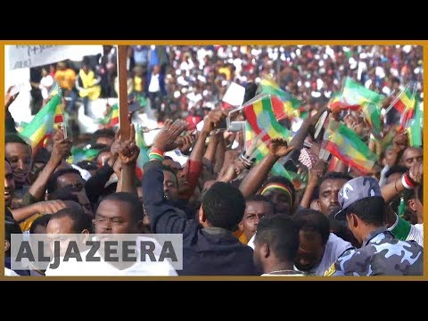 🇪🇹 Ethiopia: Grenade attack caused blast at rally for PM Abiy Ahmed | Al Jazeera English thumbnail