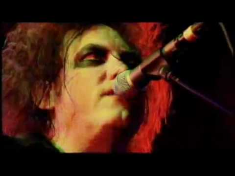 The  Cure   --    Lullaby  [[ Official   Live  Video  ]]  HD
