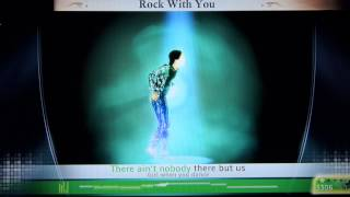 MJ: The Experience - Rock With You (Singing 5 Stars)