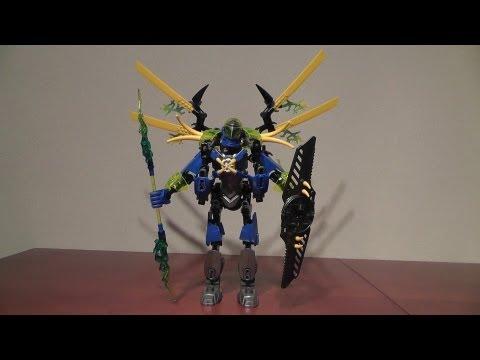 LEGO HERO FACTORY COMBO 44008 SURGE + 44009 DRAGON BOLT