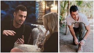 "Ben Higgins Recalls ""Romantic"" First Kiss With Girlfriend Jessica Clarke"