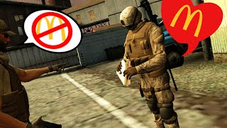 Mc Donalds Problems | Insurgency funny moments with friends