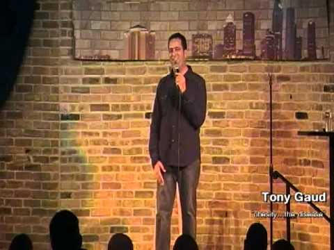 Tony Gaud on Obesity Disease (Tampa Improv)
