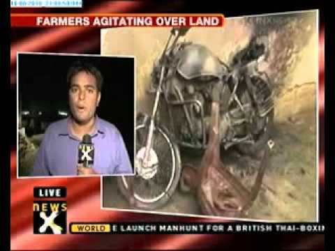 Farmers agitation continue in Uttar Pradesh