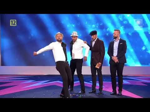 Kabaret Na żywo 4: XII Płocka Noc Kabaretowa: Kabaret Skeczów Męczących
