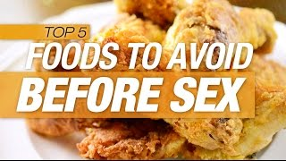 5 Foods Not To Eat Before $x | Top 10