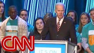 Joe Biden slams Trump