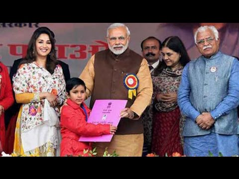 PM Modi launches 'Beti Bachao, Beti Padhao' campaign