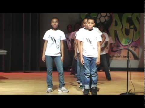 2010 DC SCORES Poetry Slam!: Burrville Elementary School
