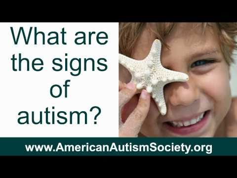 Autisms Symptoms and Signs