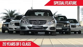 20 Years Of E-Class Excellence | Mercedes-Benz India | Special Feature