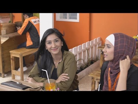 OKJEK Season 2 - Sahabat Lama Amira yang Cantik Abis!!!