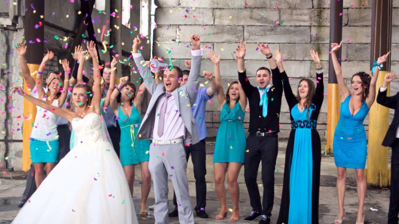 Sergey & Daria's Wedding - YouTube