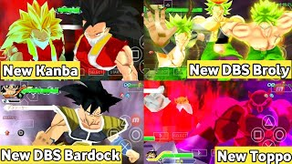 NEW DBZ TTT MOD Full ISO Real BT3 Graphics With Juliodroid Broly And Kanba New Attacks DOWNLOAD