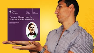 """""""Emerson, Thoreau, and the Transcendentalist Movement"""" Audio Course Review"""