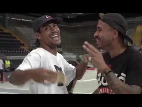 Manny Santiago & Tiago Lemos // GSHOCK: A Minute to Win It