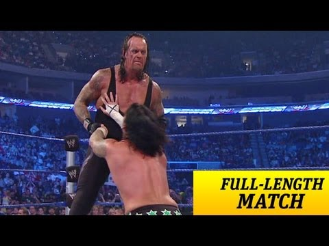 Full-length Match - Smackdown - The Undertaker Vs. Cm Punk video