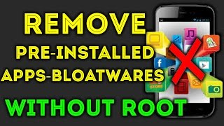 Download How To Remove Pre-installed Apps Without Rooting Android 3Gp Mp4