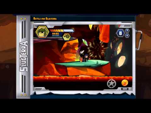 Battle For Slugterra Gameplay Episode 2