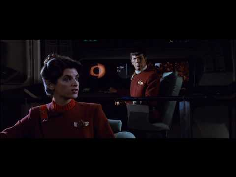 Star Trek II: The Wrath Of Khan (1982) USS Reliant Attacks The USS Enterprise (1080P Version)