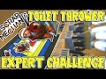 download Scrap Mechanic EXPERTS - TOILET THROWER CHALLENGE! VS rEtRo_sPexX - [#3] | Gameplay