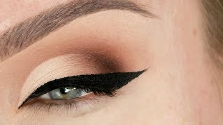 Eyeliner for HOODED EYES - 3 Different Ways