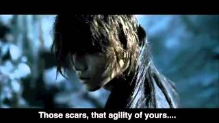 Rurouni Kenshin - ( Samurai X ) Rurouni Kenshin The Movie 2nd Trailer 2012