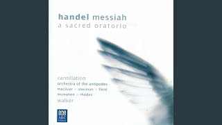 Handel Messiah Hwv 56 Pt 1 19 34 Then Shall The Eyes Of The Blind Be Opened 34
