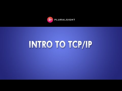 Intro to TCP/IP
