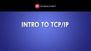 Intro to TCP/IP