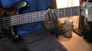 Download Lagu Old School Bass Guitar Playing (Bishop CE Patterson) Gratis STAFABAND