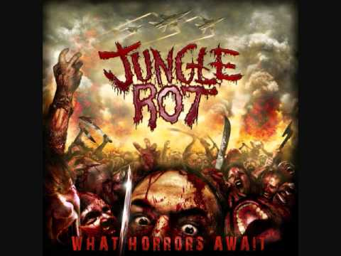 Jungle Rot - End of An Age