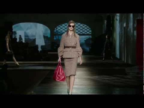 Prada Fall/Winter 2013 Womenswear Show #22