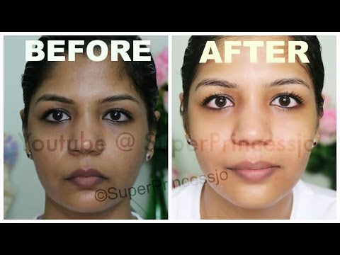 IMMEDIATE SKIN LIGHTENING .How To Use Bleach For Skin Lightening