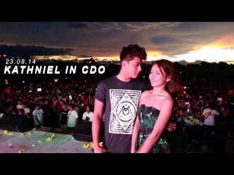KathNiel Invades Cagayan de Oro - August 23, 2014 Kapamilya Karavan (Kagay-an Festival)