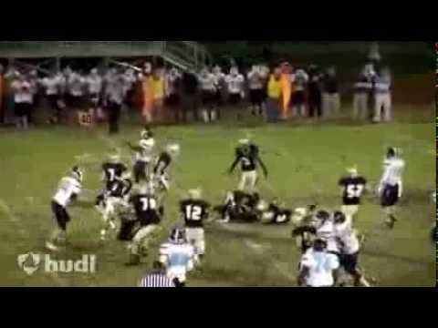 #5 Joc Perry Holy Trinity Episcopal Academy Football 2013