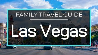 Las Vegas Family Friendly Trip | Things To Do In Las Vegas With Family | Family Vlog