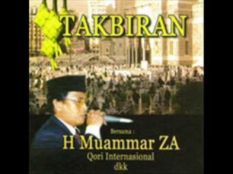 H Muammar Za   Takbiran New Versi video