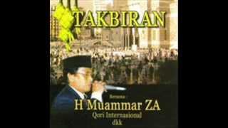 H Muammar ZA   Takbiran New Versi