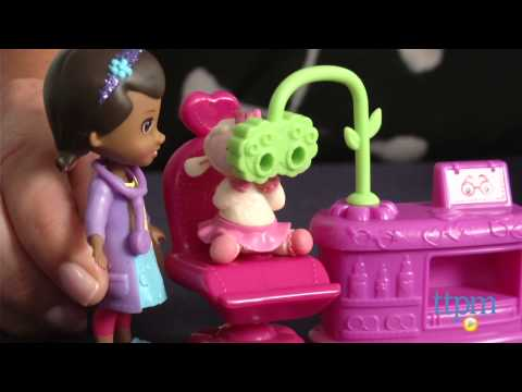 Doc McStuffins Bright Eyes Doc & Lambie from Just Play