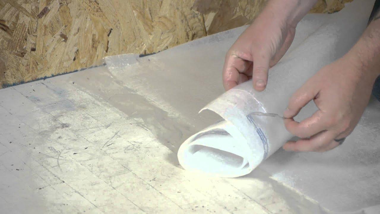How To Install A Vapor Barrier Below Laminate Flooring